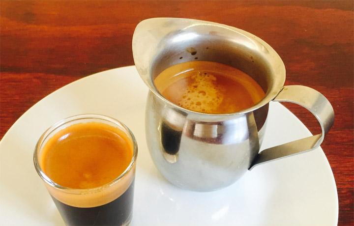 Cafe Con Leche Breakfast Menu